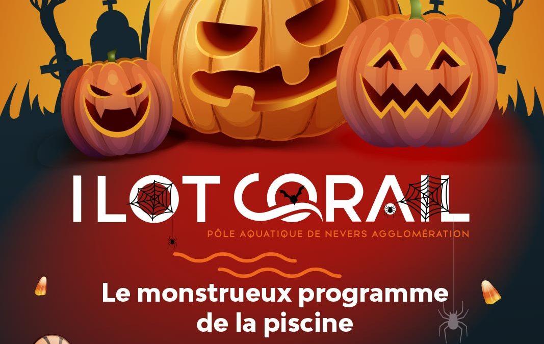 Le monstrueux programme d'Halloween de l'Îlot Corail